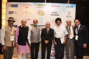 Capt. Krishan Sharma, Shri Vijay Jolly, Shri K.J. Alphons, Dr. Ramesh Kapur, Mr. Anil Khaitan, Mr. Rajiv Sethi & Mr. Abhinav Kaushal