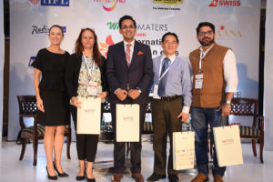 Melinda Yon, Catherine Nicol, Abhinav Kaushal, Donald Cha & Hitesh Dhawan